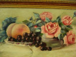 Vintage oil on board by listed artist Charles Rosen